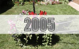 2005 Complete Garden Tour