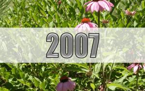 2007 Complete Garden Tour