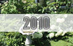2010 Complete Garden Tour
