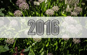 2016 Complete Garden Tour
