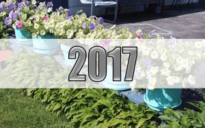 2017 Complete Garden Tour